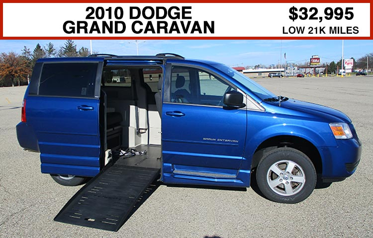 2010 dodge grand caravan 1679 handicap vans. Black Bedroom Furniture Sets. Home Design Ideas